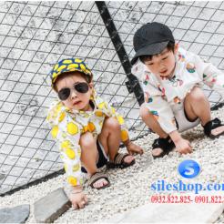 Áo khoác chống nắng cho bé chanh dâu tươi mới-sileshop (11)