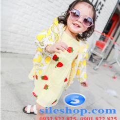 Áo khoác chống nắng cho bé chanh dâu tươi mới-sileshop (18)