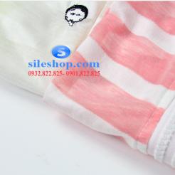 Áo khoác chống nắng sọc cho bé dễ thương-sileshop (1)