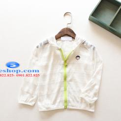 Áo khoác chống nắng sọc cho bé dễ thương-sileshop (10)