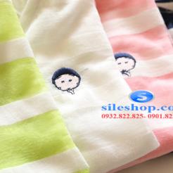 Áo khoác chống nắng sọc cho bé dễ thương-sileshop (12)