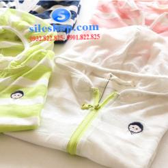 Áo khoác chống nắng sọc cho bé dễ thương-sileshop (13)