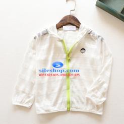 Áo khoác chống nắng sọc cho bé dễ thương-sileshop (3)