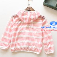 Áo khoác chống nắng sọc cho bé dễ thương-sileshop (5)