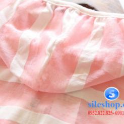 Áo khoác chống nắng sọc cho bé dễ thương-sileshop (6)
