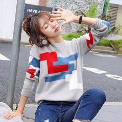Áo len dài tay siêu xinh (5)