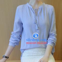 Áo nữ-sơ mi nữ xanh da trời-sileshop.com (10)