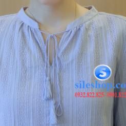 Áo nữ-sơ mi nữ xanh da trời-sileshop.com (3)
