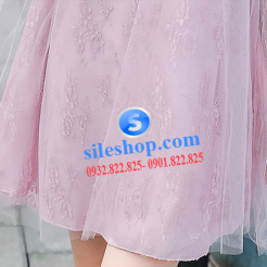 Đầm hồng voan nhiều lớp cho bé gái dễ thương-sileshop (21)