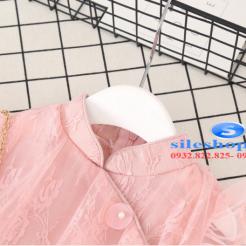 Đầm hồng voan nhiều lớp cho bé gái dễ thương-sileshop (36)
