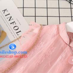 Đầm hồng voan nhiều lớp cho bé gái dễ thương-sileshop (37)
