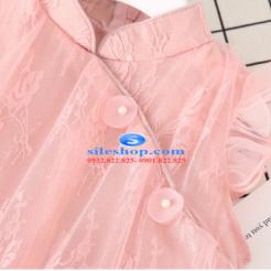 Đầm hồng voan nhiều lớp cho bé gái dễ thương-sileshop (38)