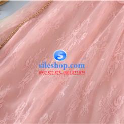 Đầm hồng voan nhiều lớp cho bé gái dễ thương-sileshop (39)