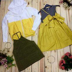 Đầm nơ dễ thương (2)