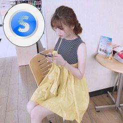 Đầm nơ dễ thương (5)
