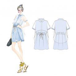 Đầm nữ đẹp ngọt ngào (9)