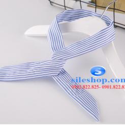Đầm sọc xanh trắng cho bé gái dễ thương-sileshop (17)