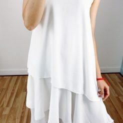 Đầm tầng phối voan (3)