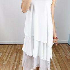 Đầm tầng phối voan (4)