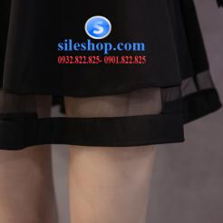 Chân váy xòe phối lưới cho nữ-sileshop.com (1)