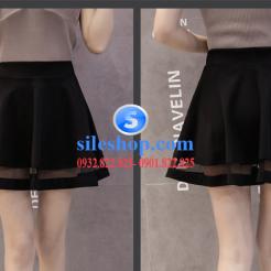 Chân váy xòe phối lưới cho nữ-sileshop.com (2)