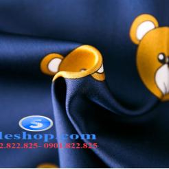 Set đồ ngủ- pijama gấu cho bé gái đáng yêu-sileshop (13)