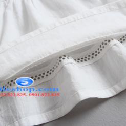 Set jean đầm trắng cho bé gái cực ngầu-sileshop (10)