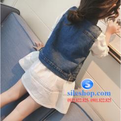 Set jean đầm trắng cho bé gái cực ngầu-sileshop (15)