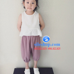 set bộ cho bé gái chất đũi cực mát-sileshop (11)