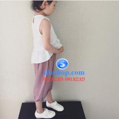 set bộ cho bé gái chất đũi cực mát-sileshop (12)