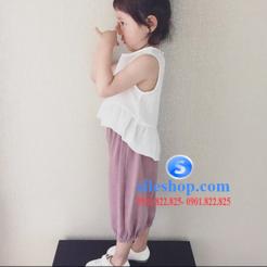 set bộ cho bé gái chất đũi cực mát-sileshop (15)