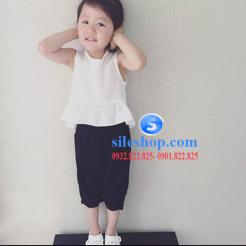 set bộ cho bé gái chất đũi cực mát-sileshop (7)
