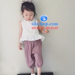 set bộ cho bé gái chất đũi cực mát-sileshop (9)